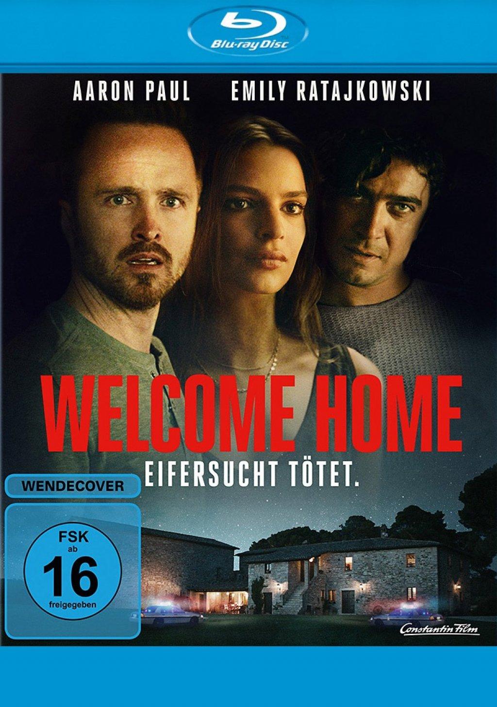 Welcome Home (Blu-ray)