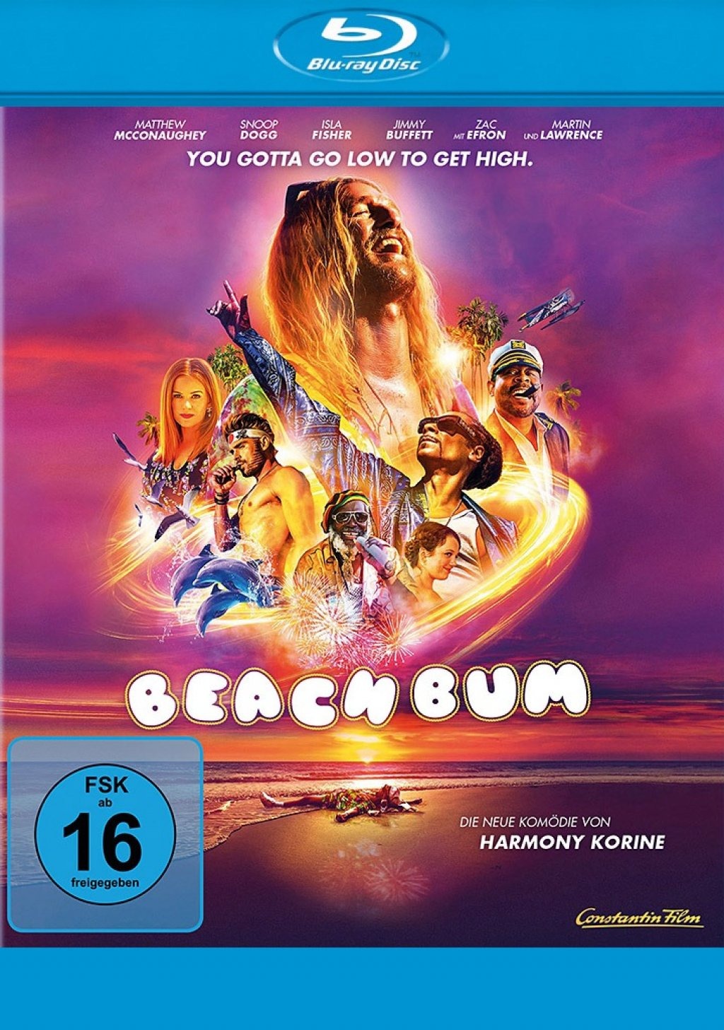 Beach Bum (Blu-ray)