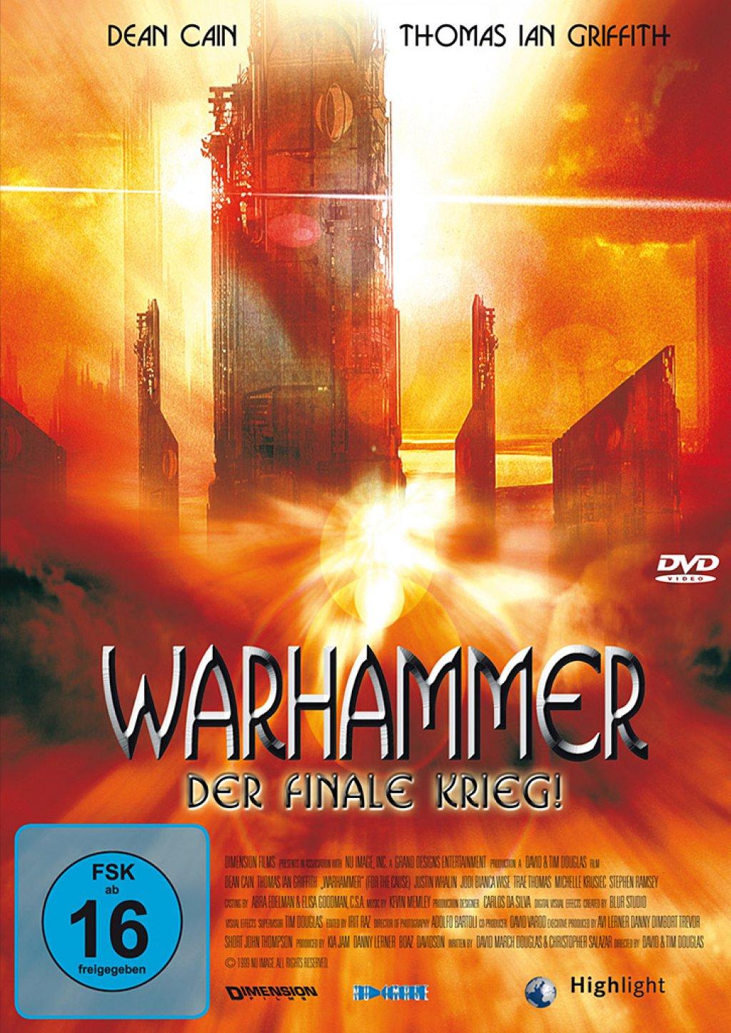 Warhammer - Der finale Krieg! (DVD)