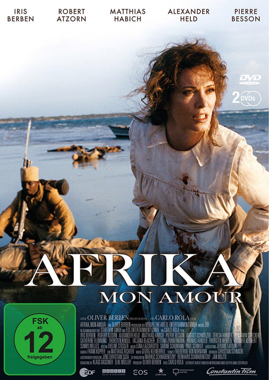 Afrika, mon amour (DVD)