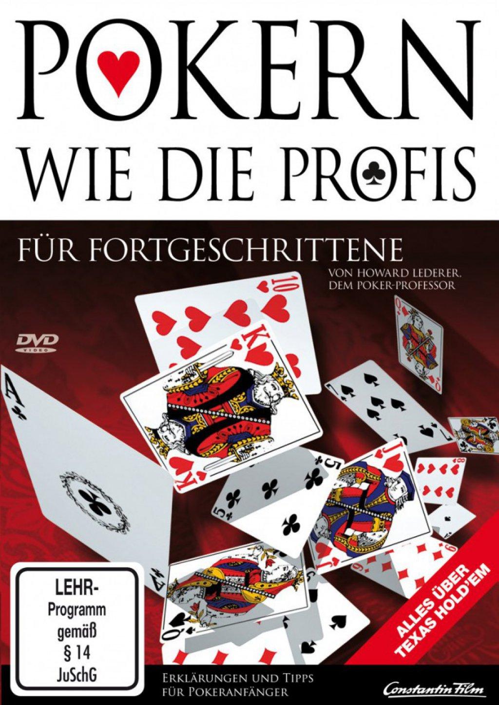 Pokern wie die Profis - Für Fortgeschrittene (DVD)