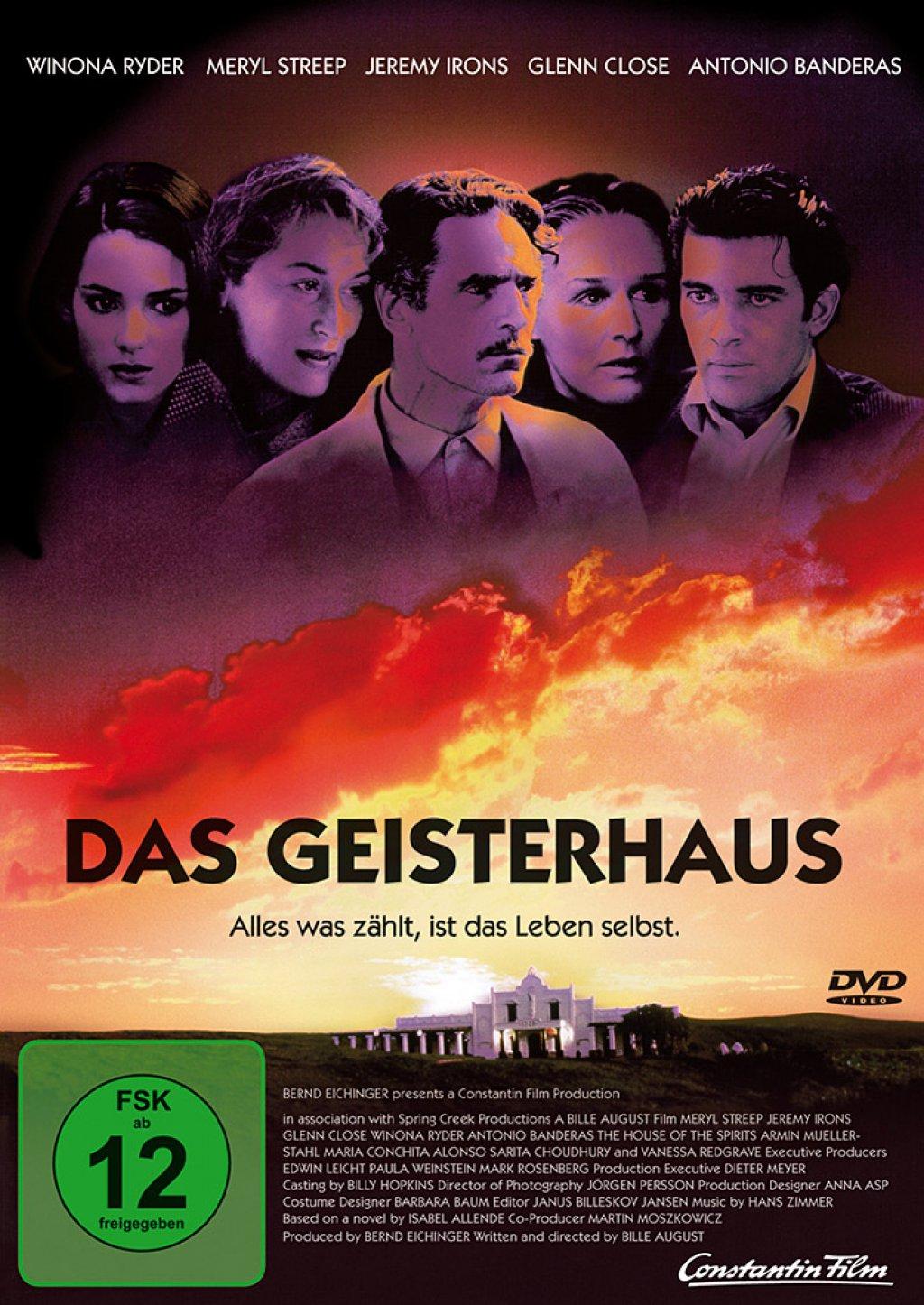 Das Geisterhaus (DVD)