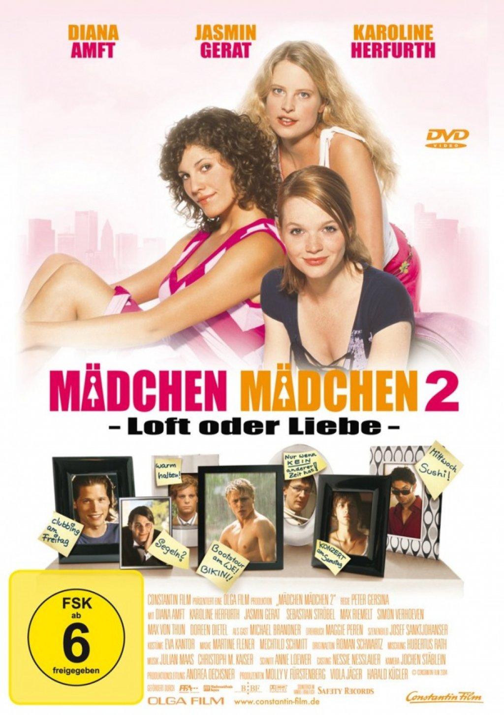 Mädchen Mädchen 2 - Loft oder Liebe (DVD)
