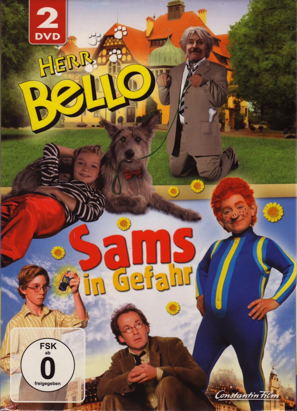 Herr Bello & Sams in Gefahr (DVD)