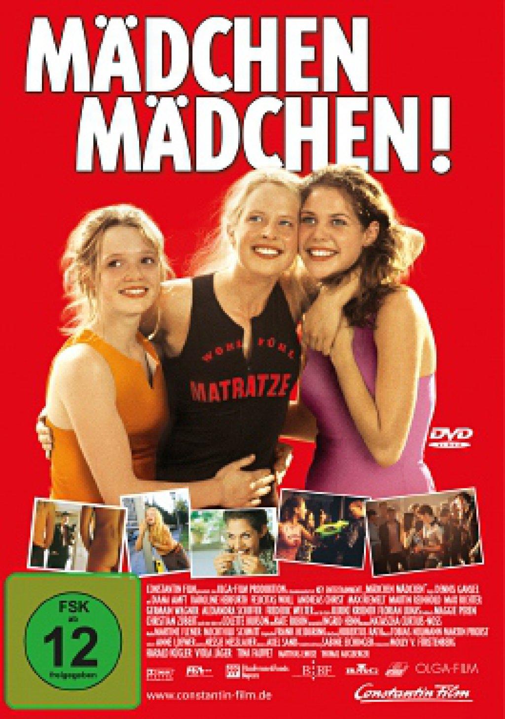 Mädchen Mädchen! - Neuauflage (DVD)