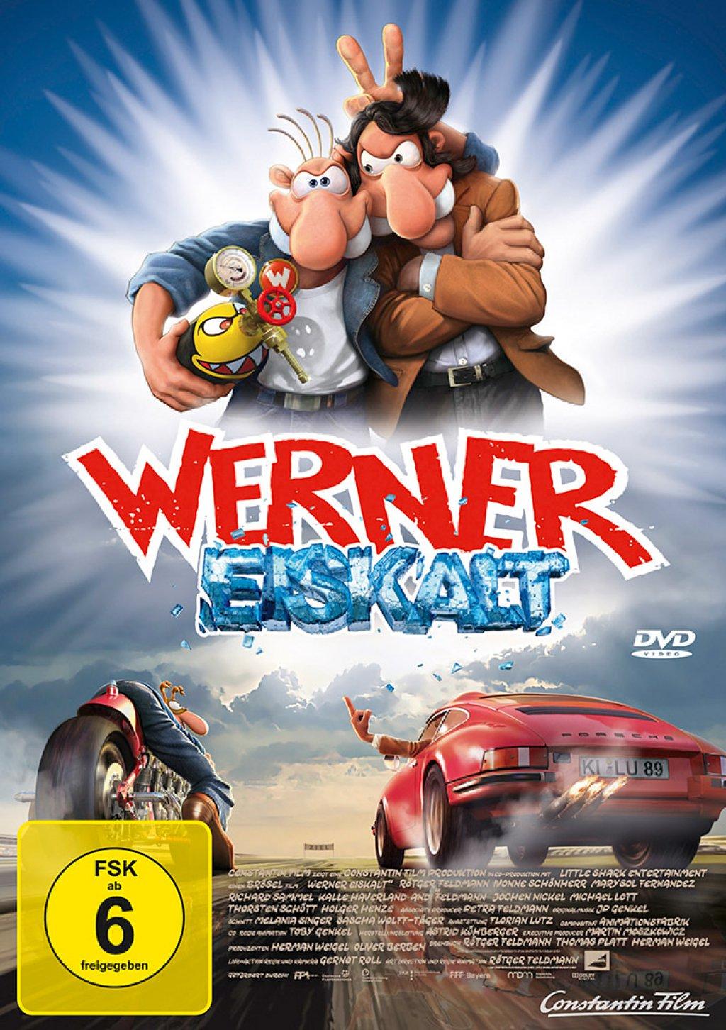 Werner - Eiskalt! (DVD)