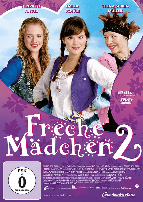 Freche Mädchen 2 (DVD)