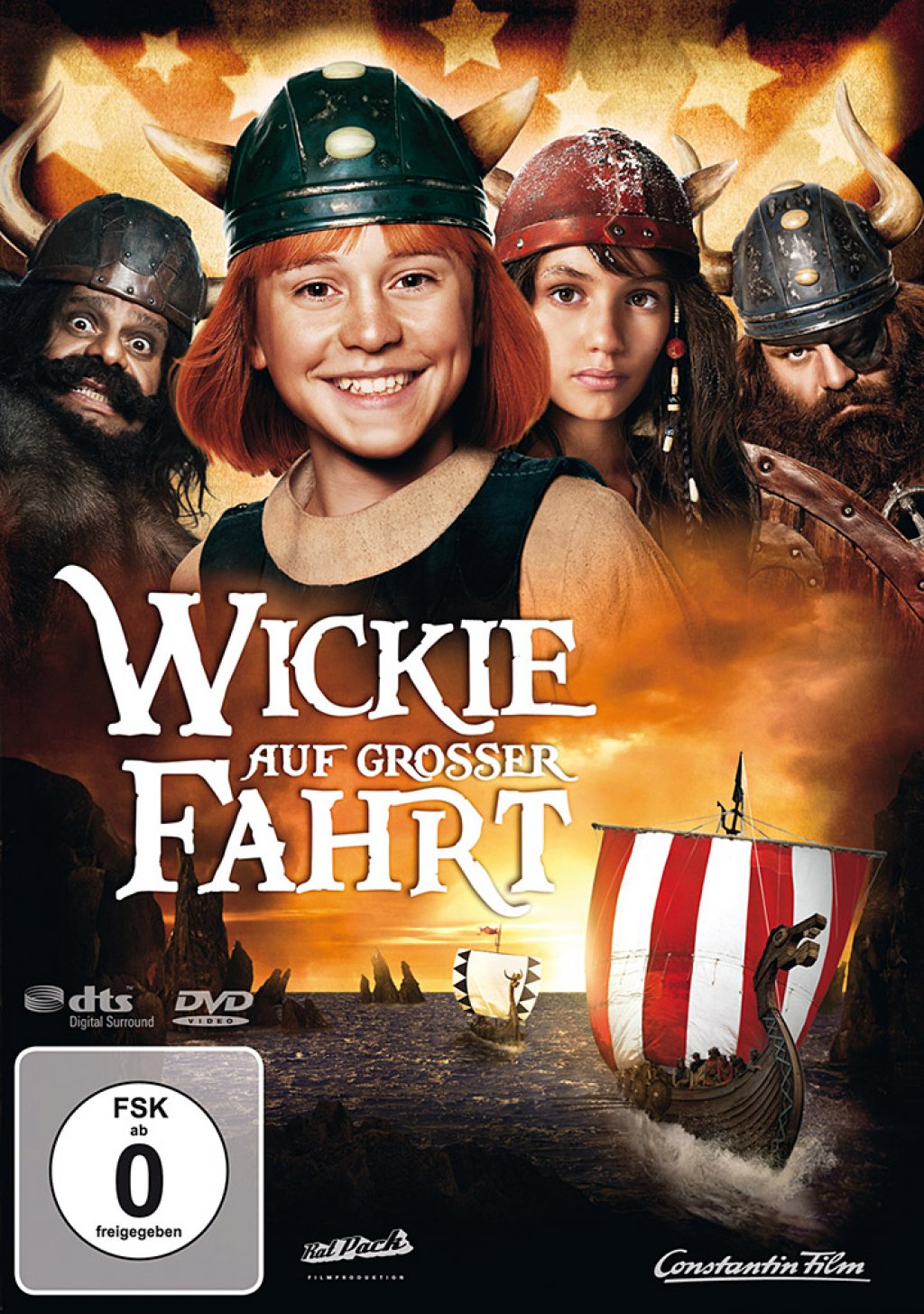 Wickie auf grosser Fahrt (DVD)