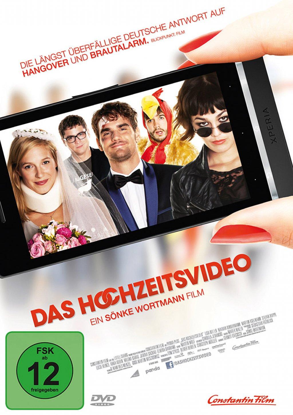 Das Hochzeitsvideo (DVD)