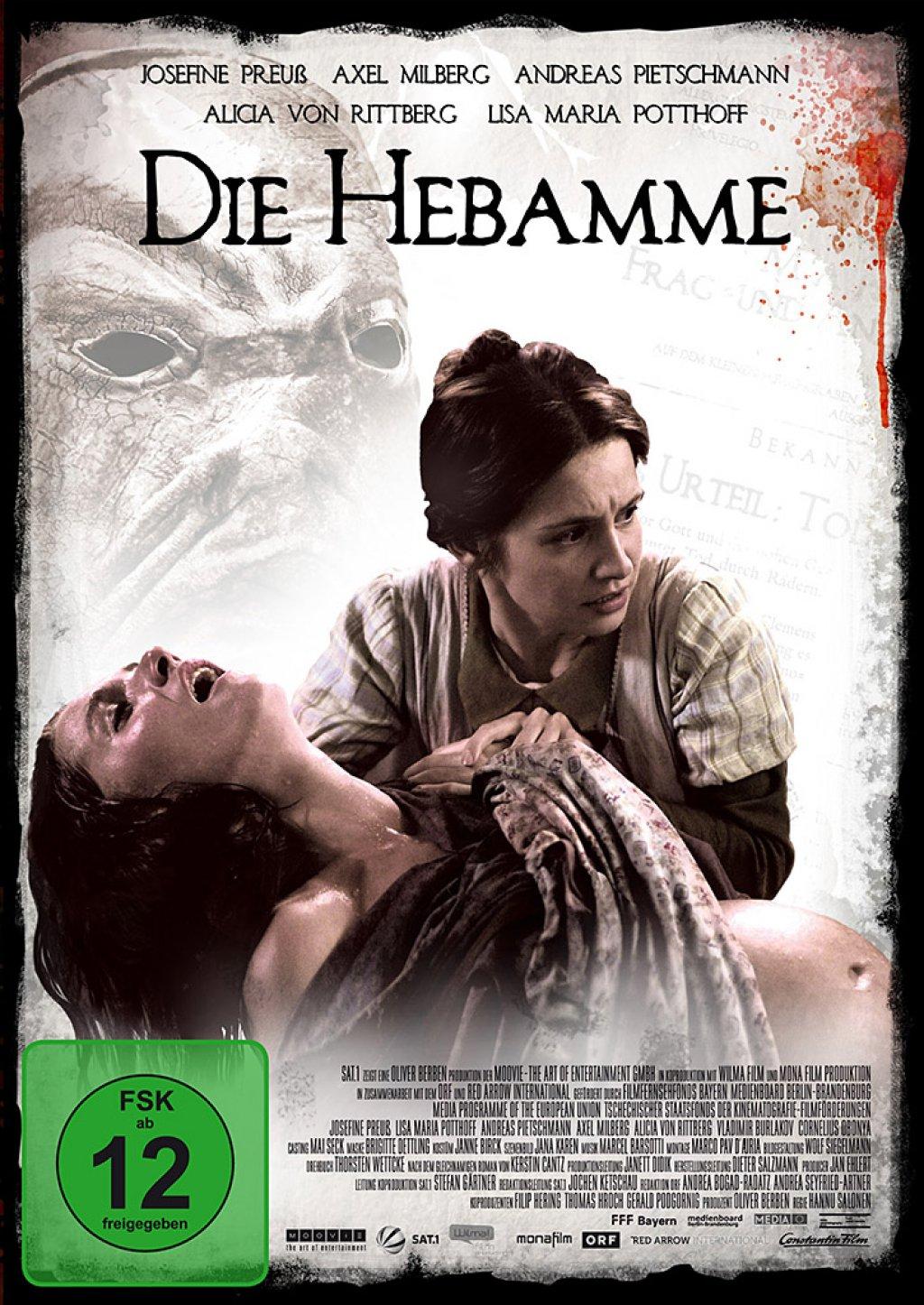 Die Hebamme (DVD)