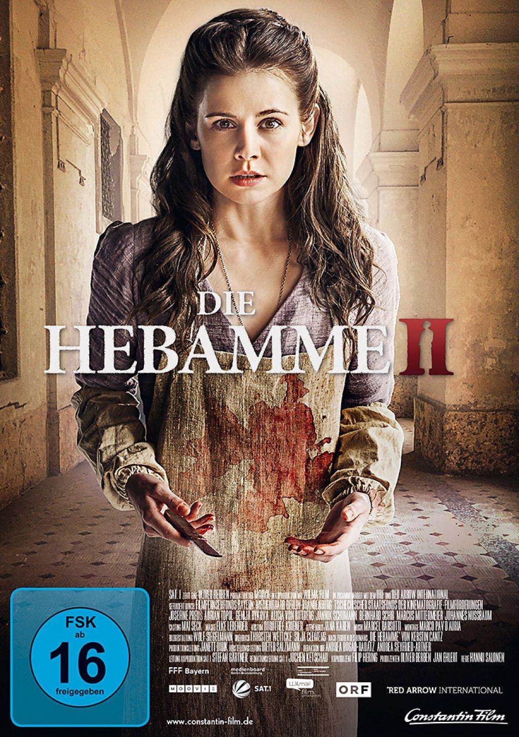 Die Hebamme 2 (DVD)