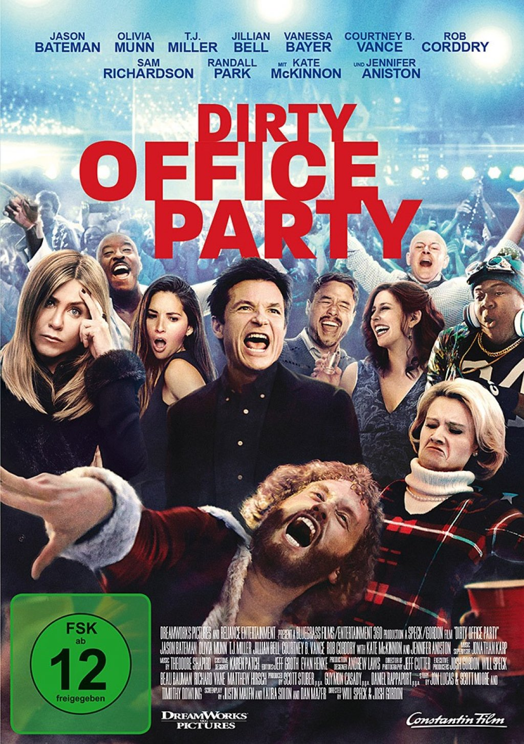 Dirty Office Party - Unrated (DVD)
