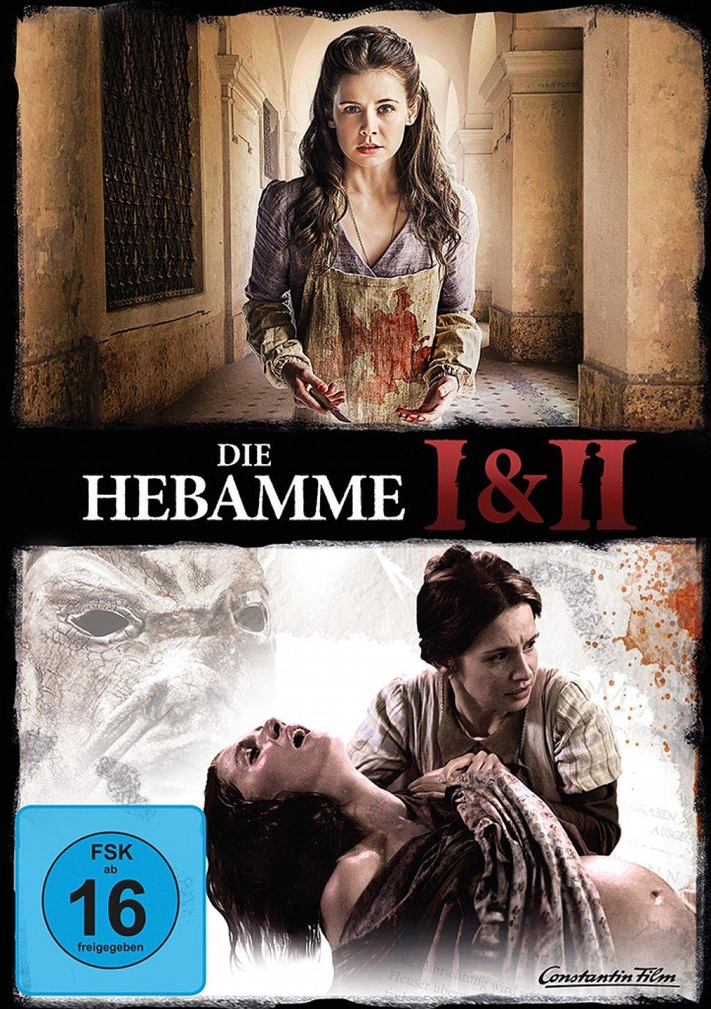 Die Hebamme I+II (DVD)