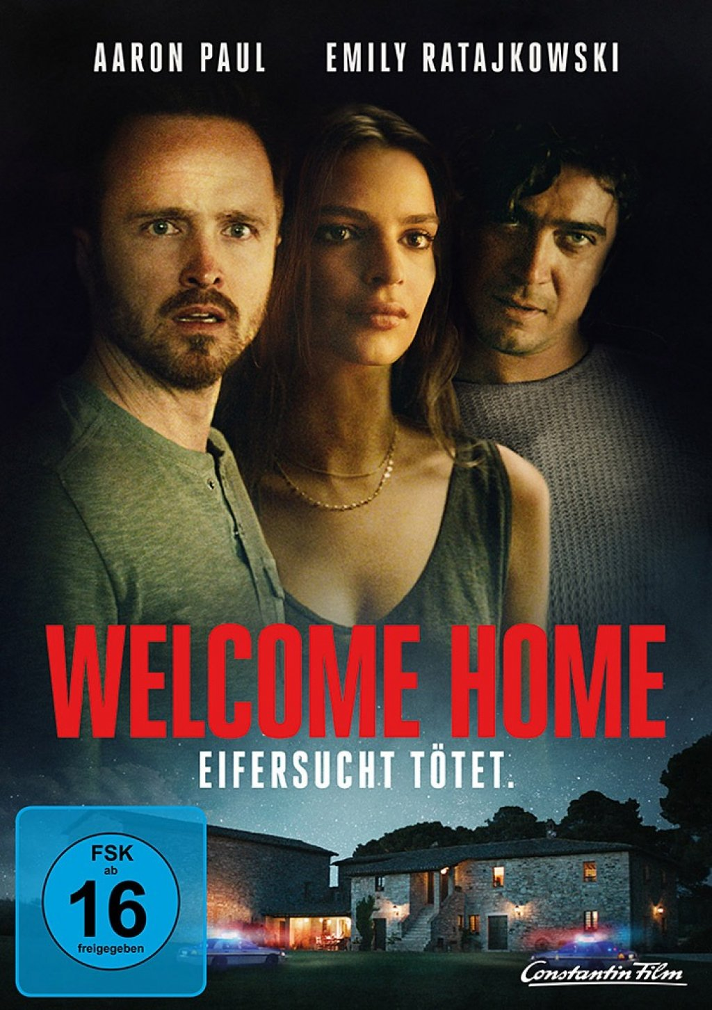 Welcome Home (DVD)