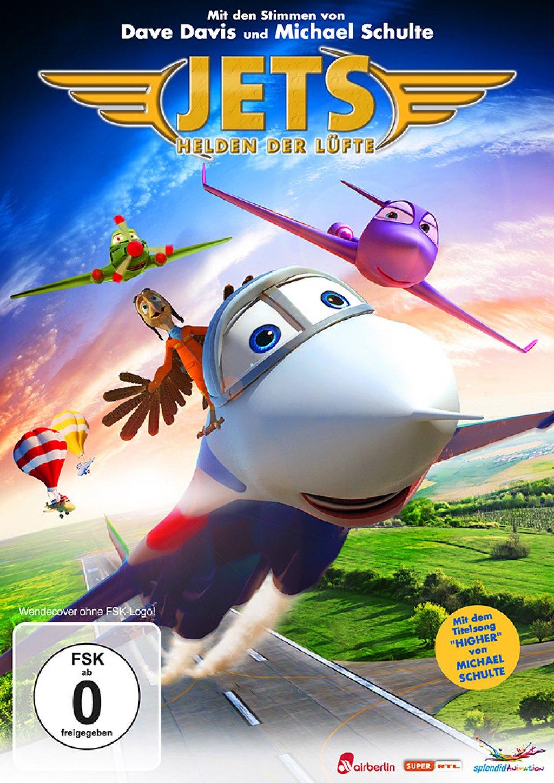 Jets - Helden der Lüfte (DVD)