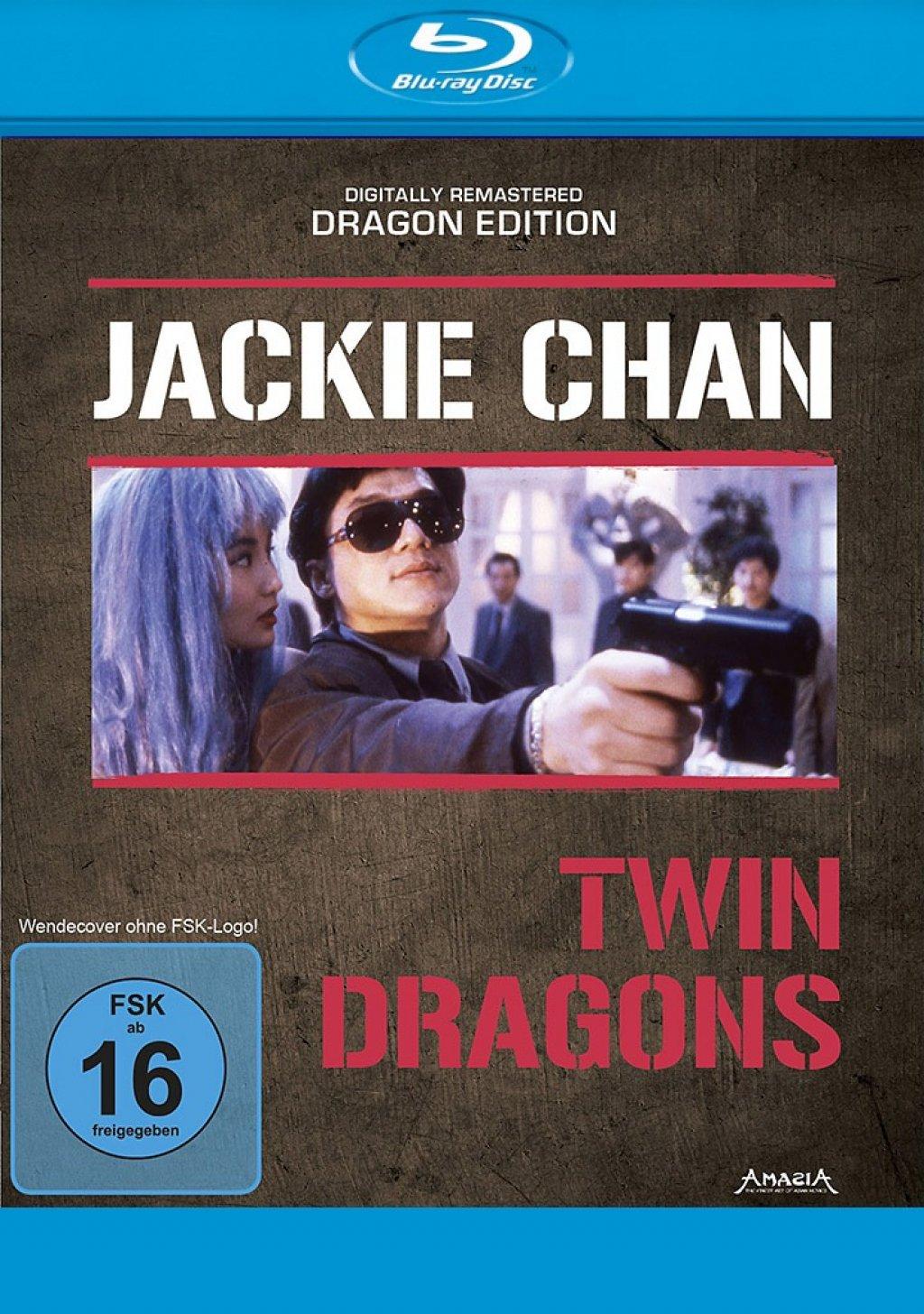 Twin Dragons - Dragon Edition (Blu-ray)