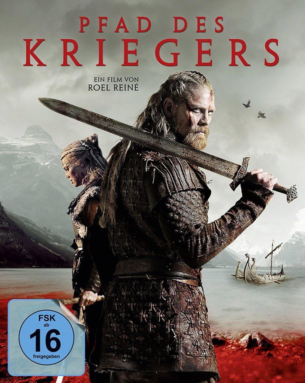 Pfad des Kriegers (Blu-ray)