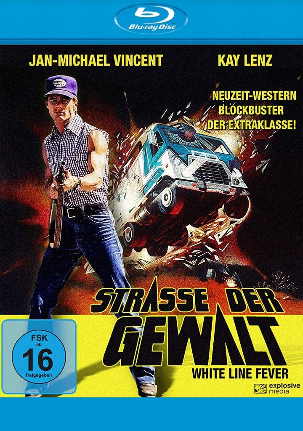 Strasse der Gewalt (Blu-ray)