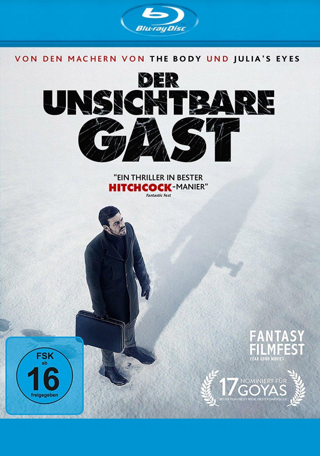 Der unsichtbare Gast (Blu-ray)