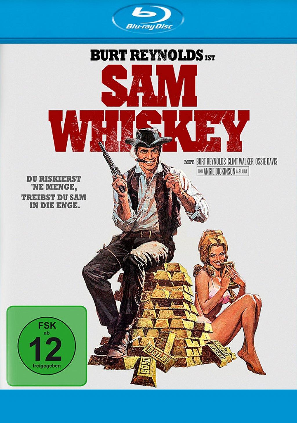 Sam Whiskey (Blu-ray)