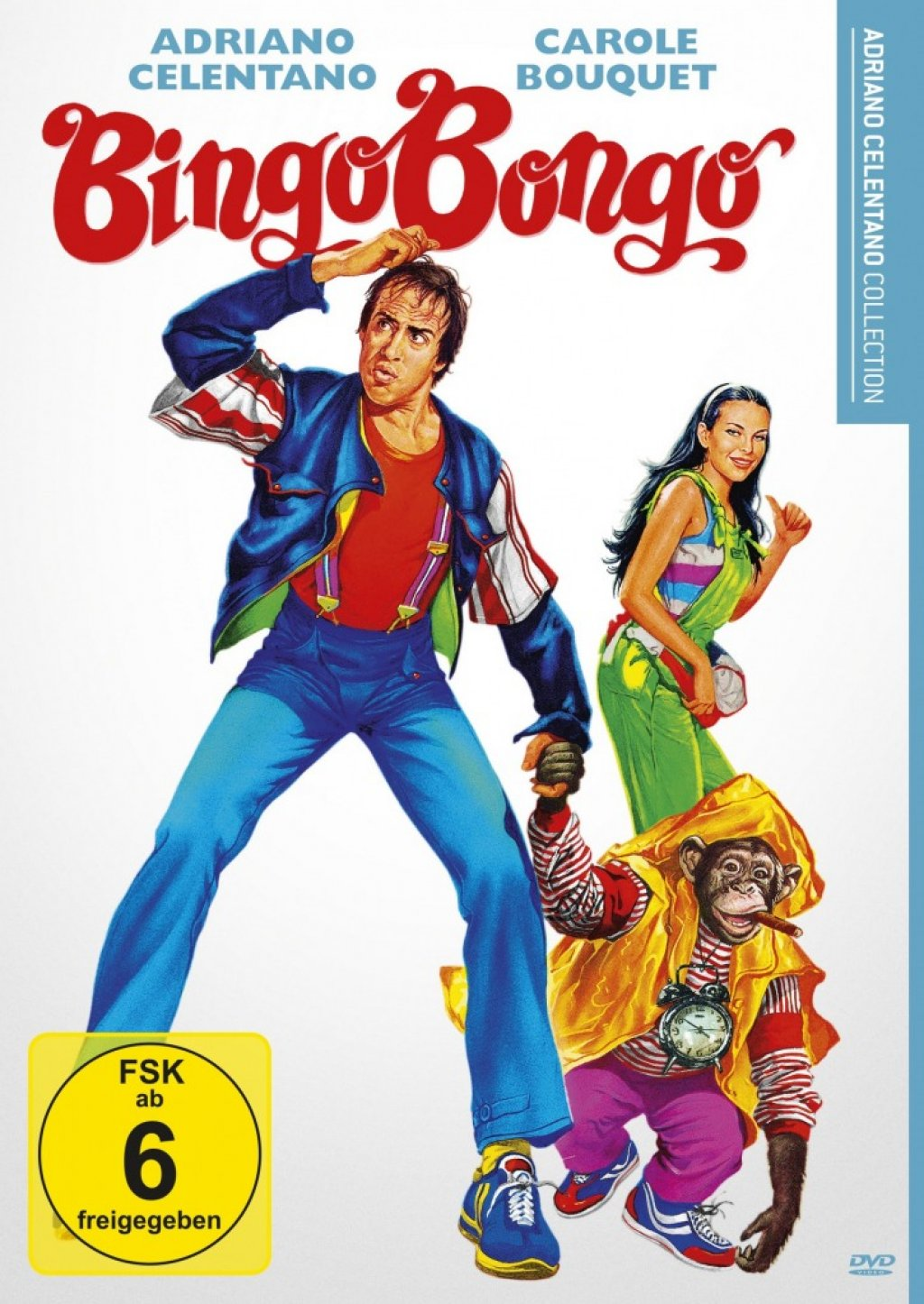 Bingo Bongo - Adriano Celentano Collection (DVD)