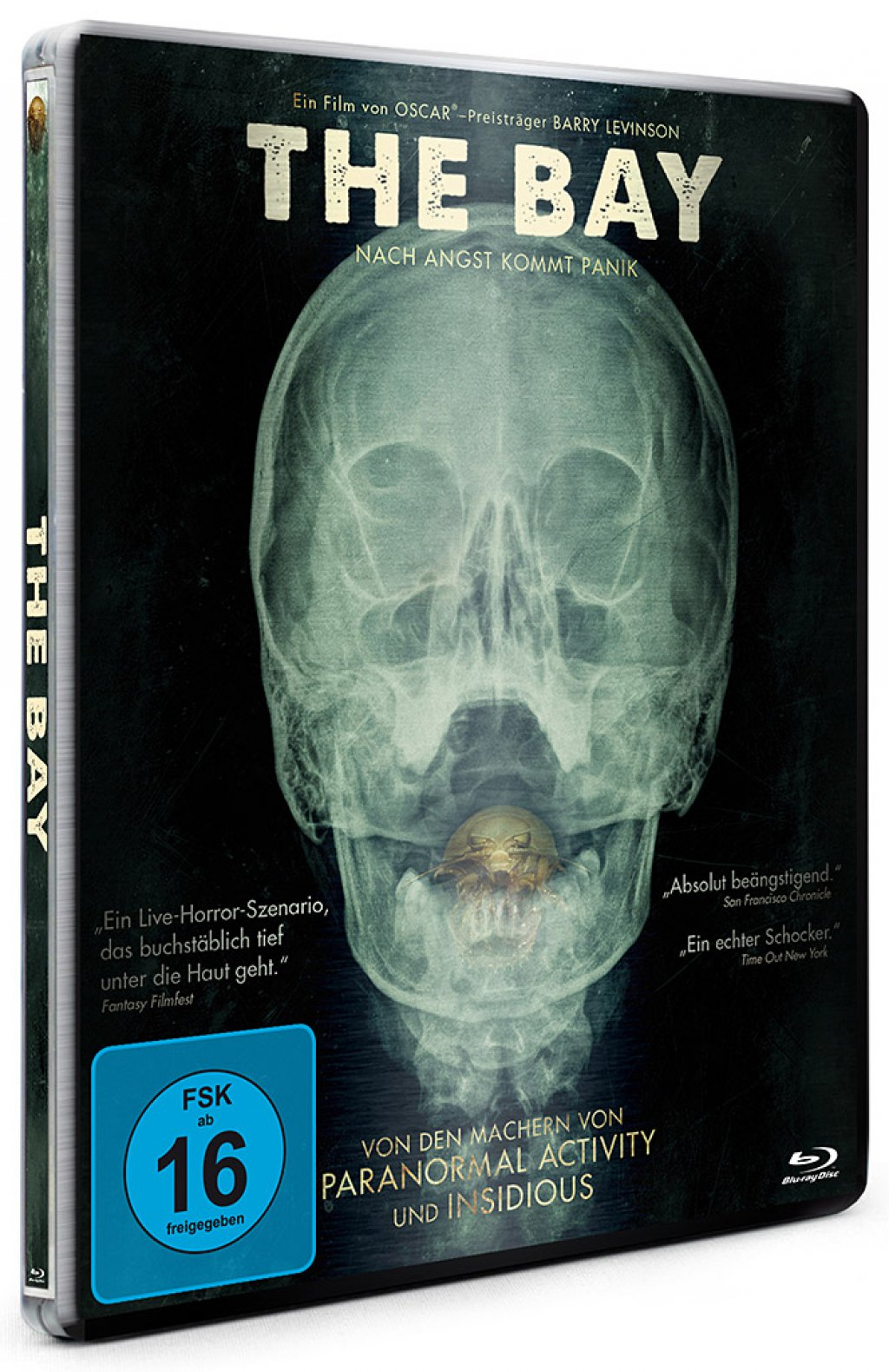 The Bay - Steelbook (Blu-ray)