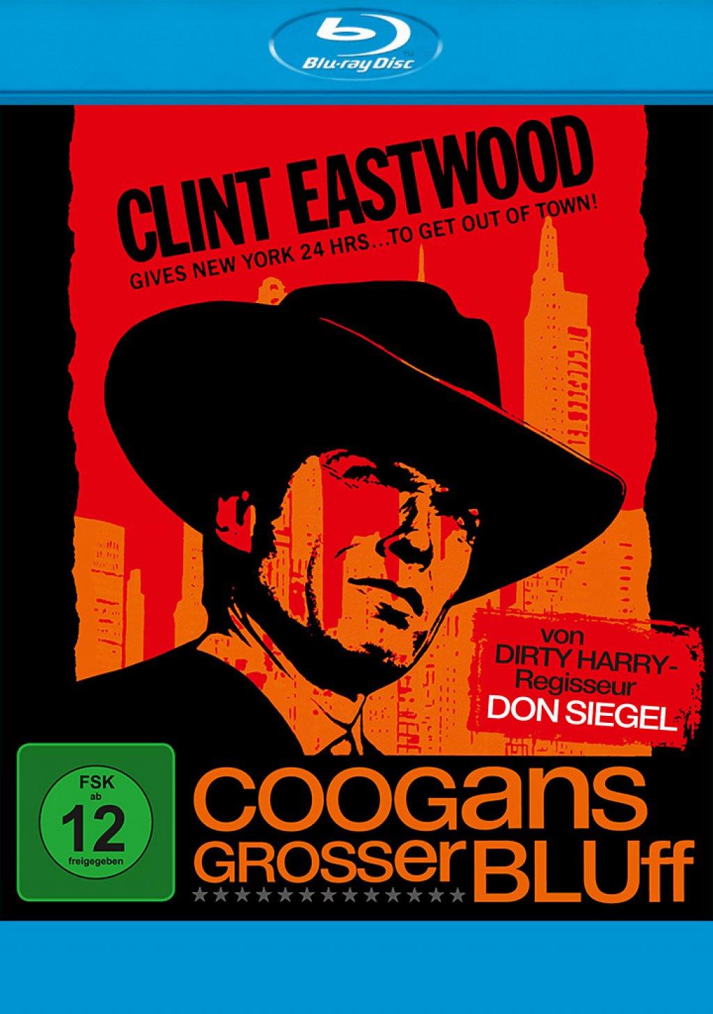 Coogans grosser Bluff (Blu-ray)