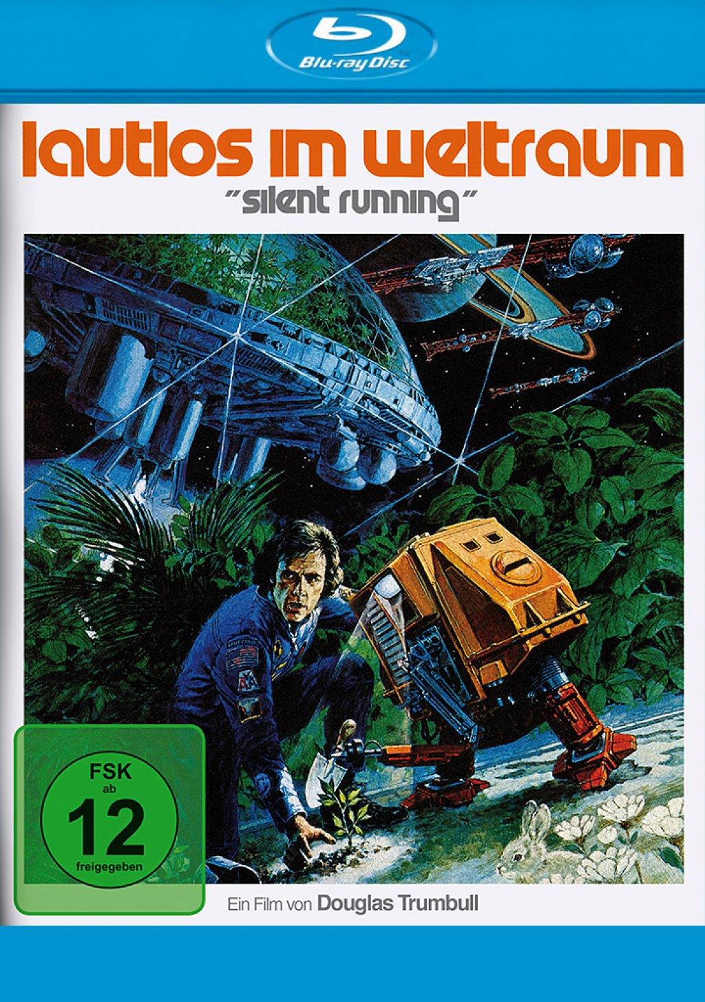 Lautlos im Weltraum (Blu-ray)