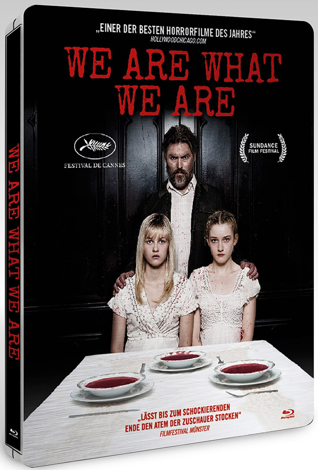We Are What We Are - Steelbook (Blu-ray)