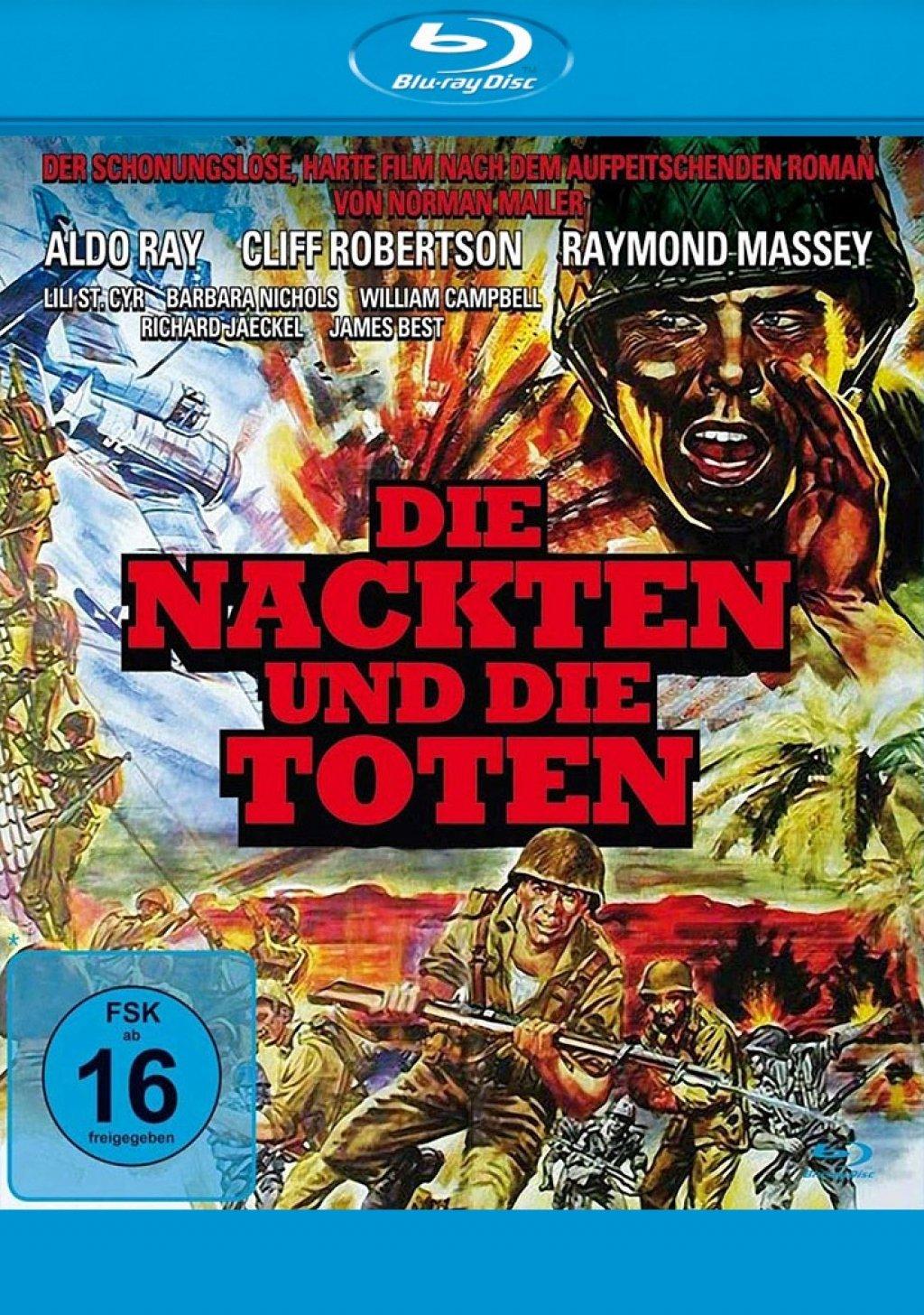 Die Nackten und die Toten (Blu-ray)