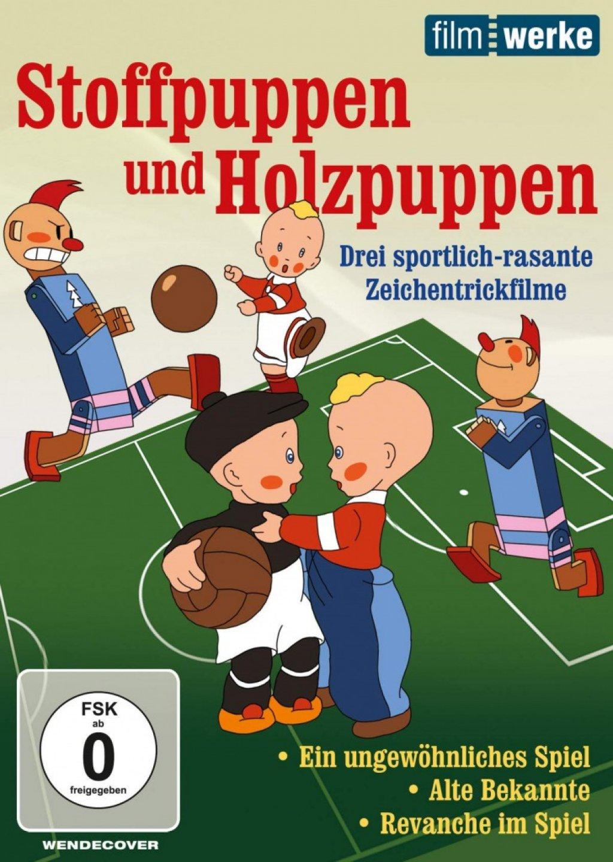 Stoffpuppen und Holzpuppen - Filmwerke (DVD)