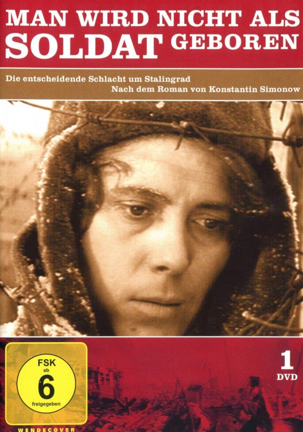 Man wird nicht als Soldat geboren (DVD)