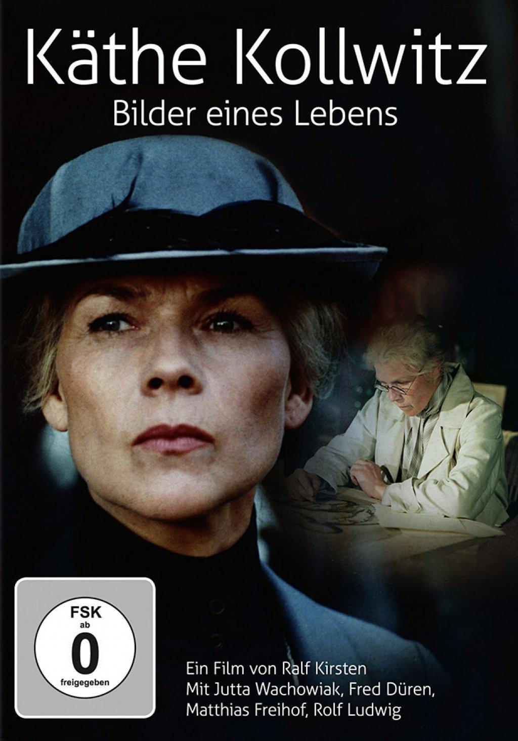 Käthe Kollwitz - Bilder eines Lebens (DVD)