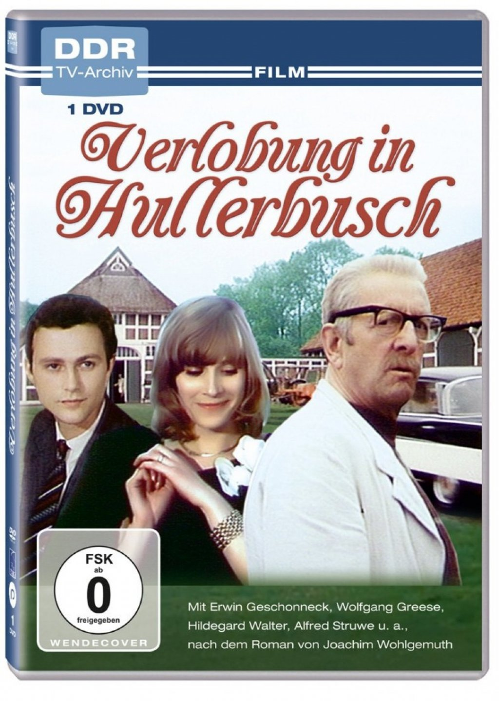 Verlobung in Hullerbusch - DDR TV-Archiv (DVD)