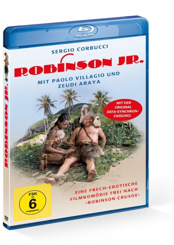 Robinson Jr. (Blu-ray)