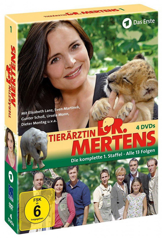 Tierärztin Dr. Mertens - Staffel 1 (DVD)