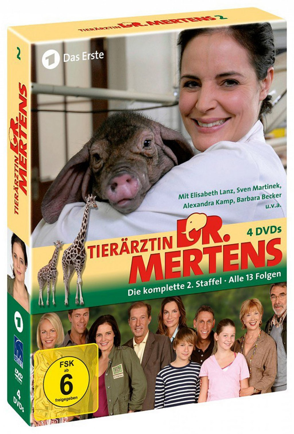 Tierärztin Dr. Mertens - Staffel 2 (DVD)