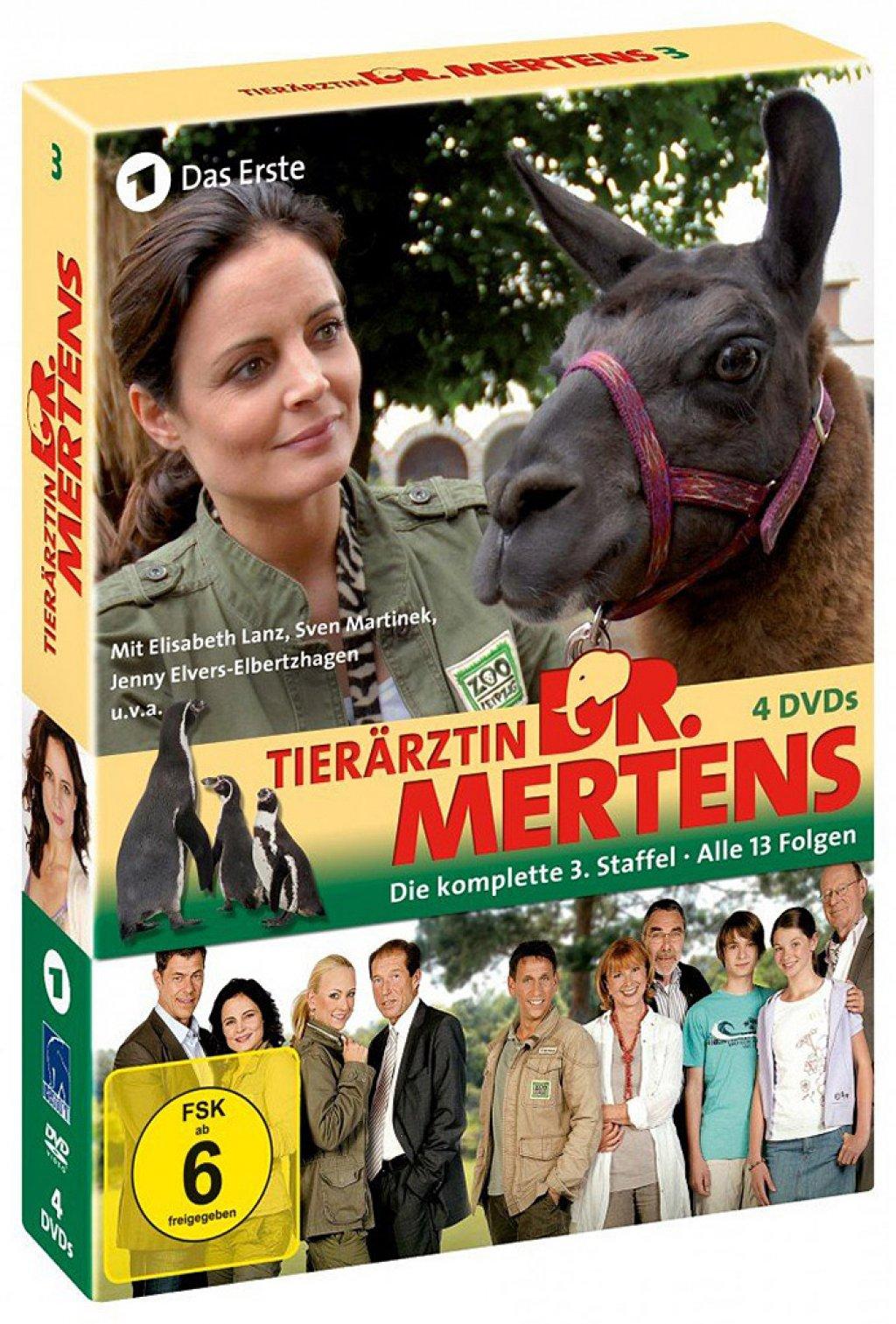 Tierärztin Dr. Mertens - Staffel 3 (DVD)