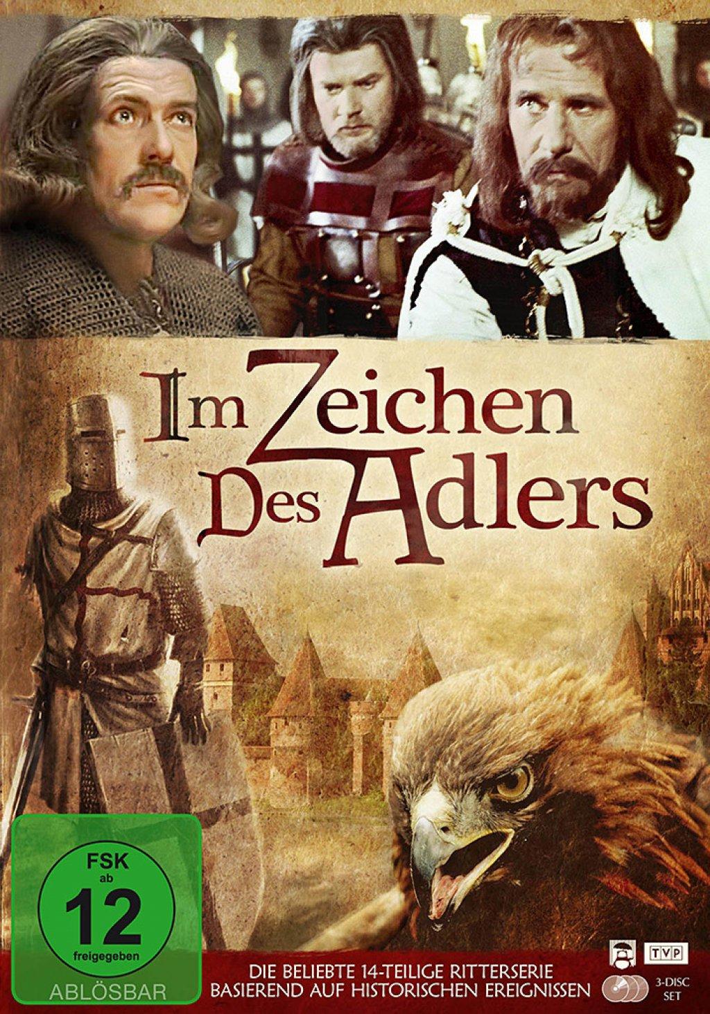 Im Zeichen des Adlers (DVD)