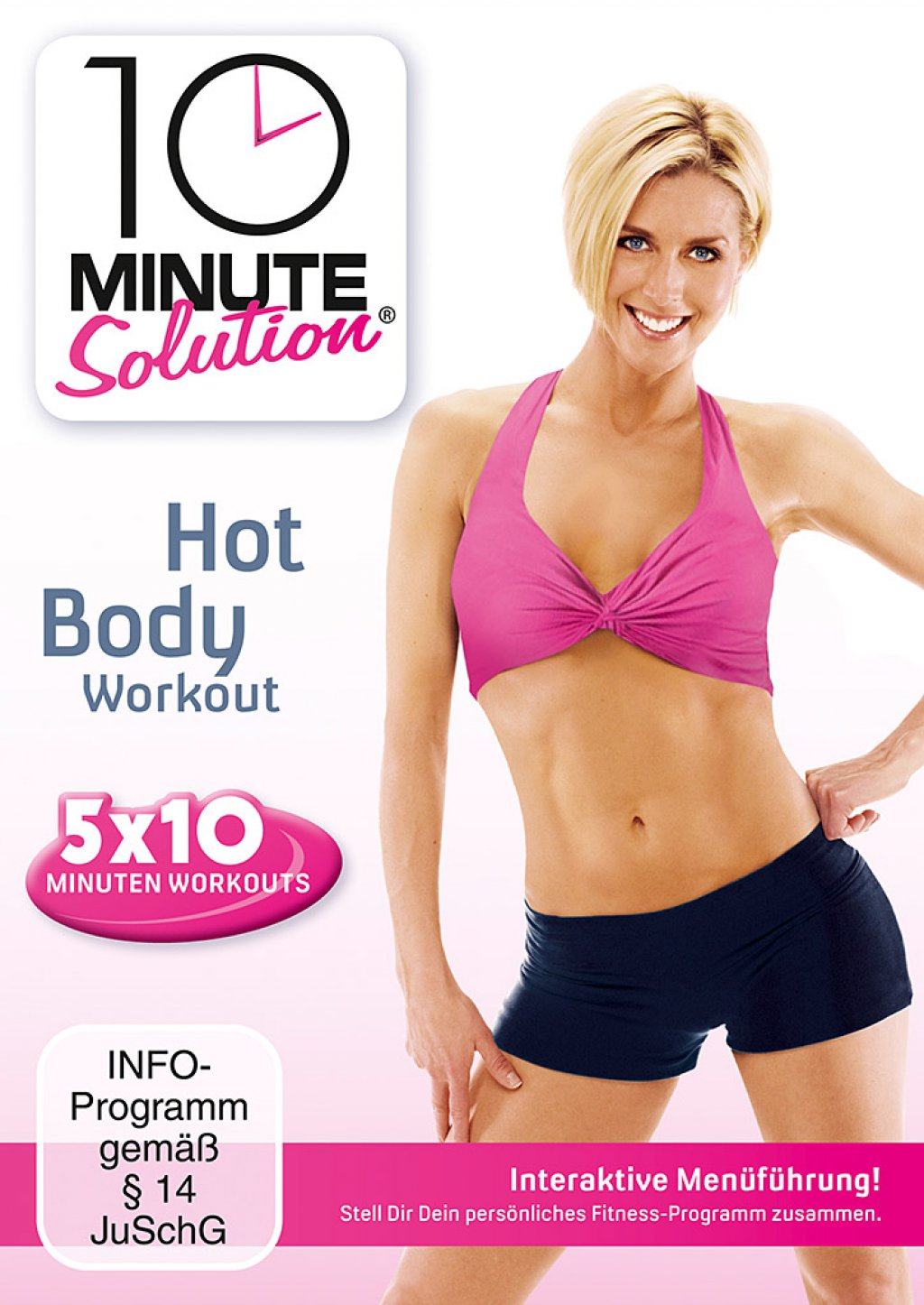 10 Minute Solution - Hot Body Workout (DVD)