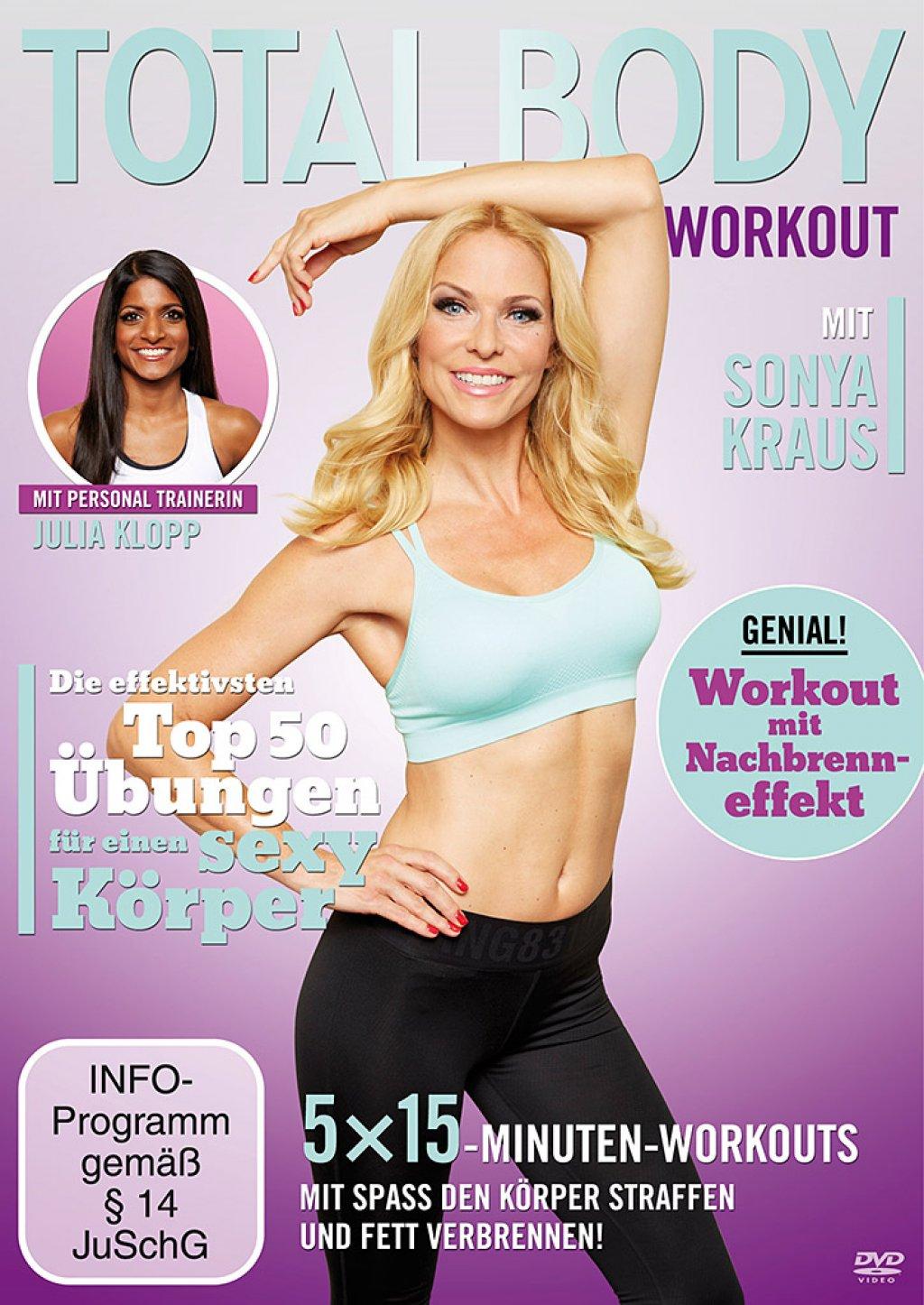Total Body Workout mit Sonya Kraus (DVD)
