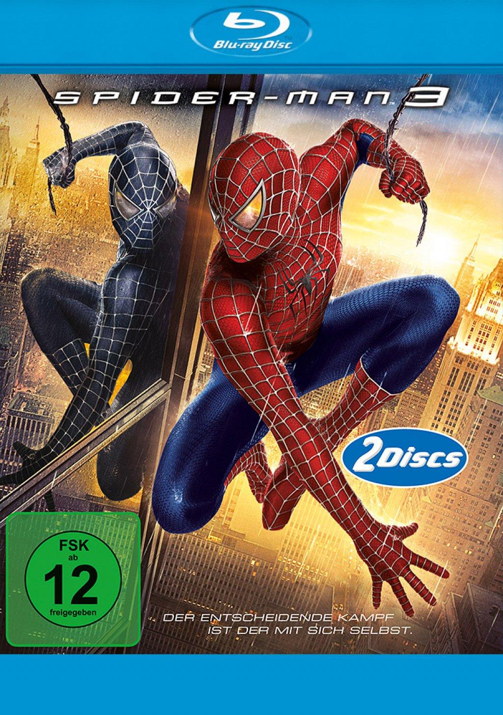 Spider-Man 3 (Blu-ray)