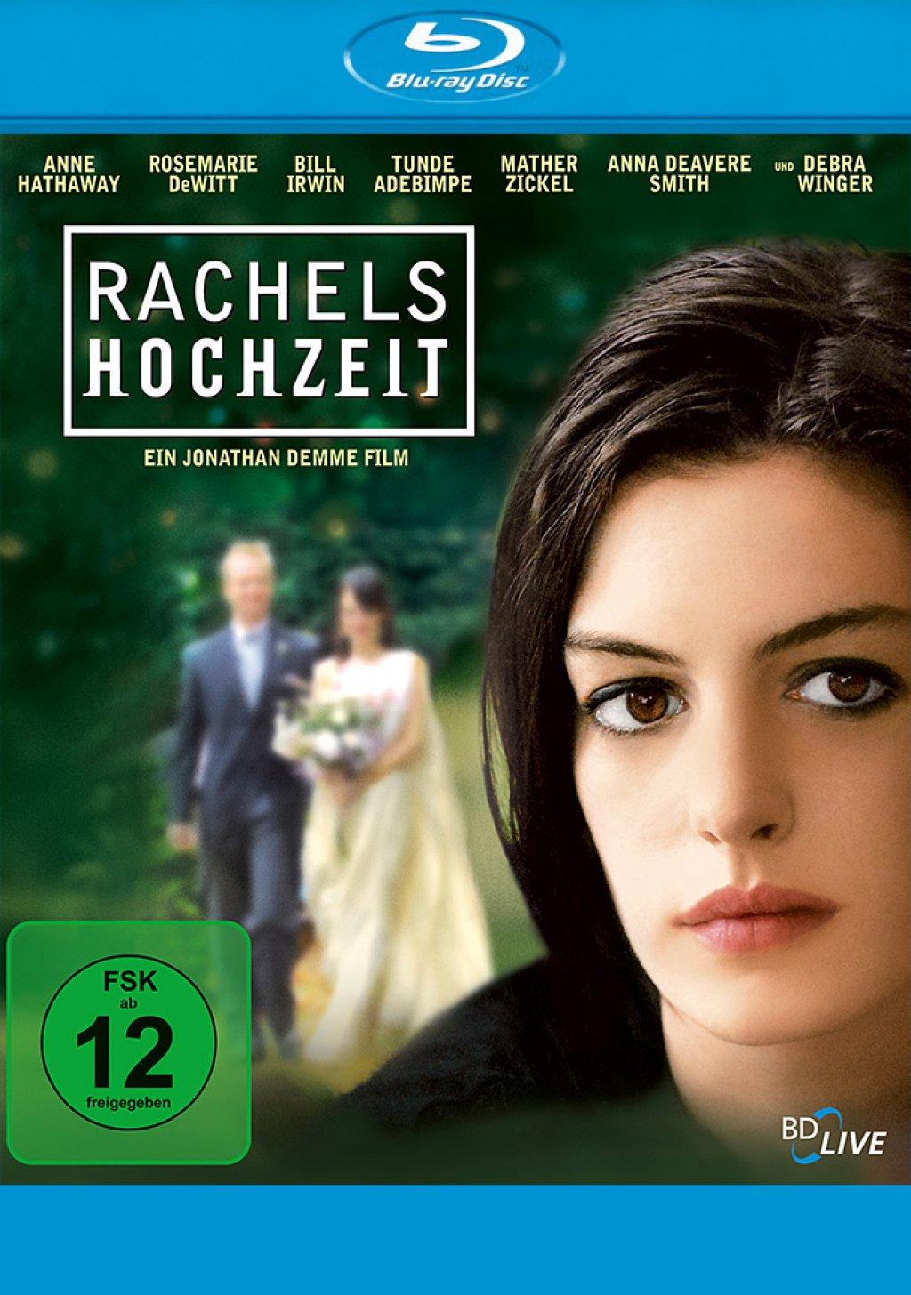Rachels Hochzeit (Blu-ray)