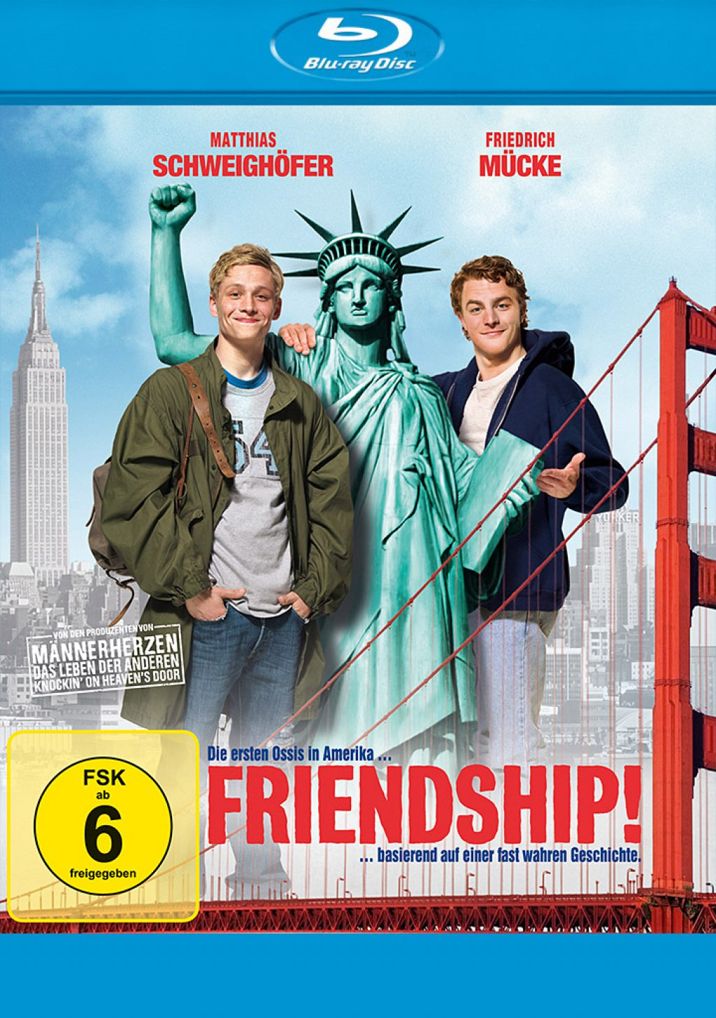 Friendship! (Blu-ray)