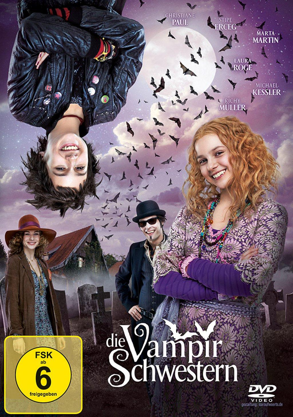Die Vampirschwestern (DVD)