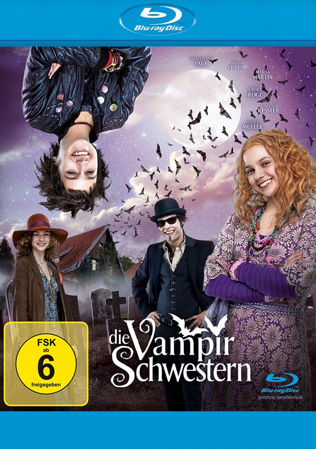 Die Vampirschwestern (Blu-ray)