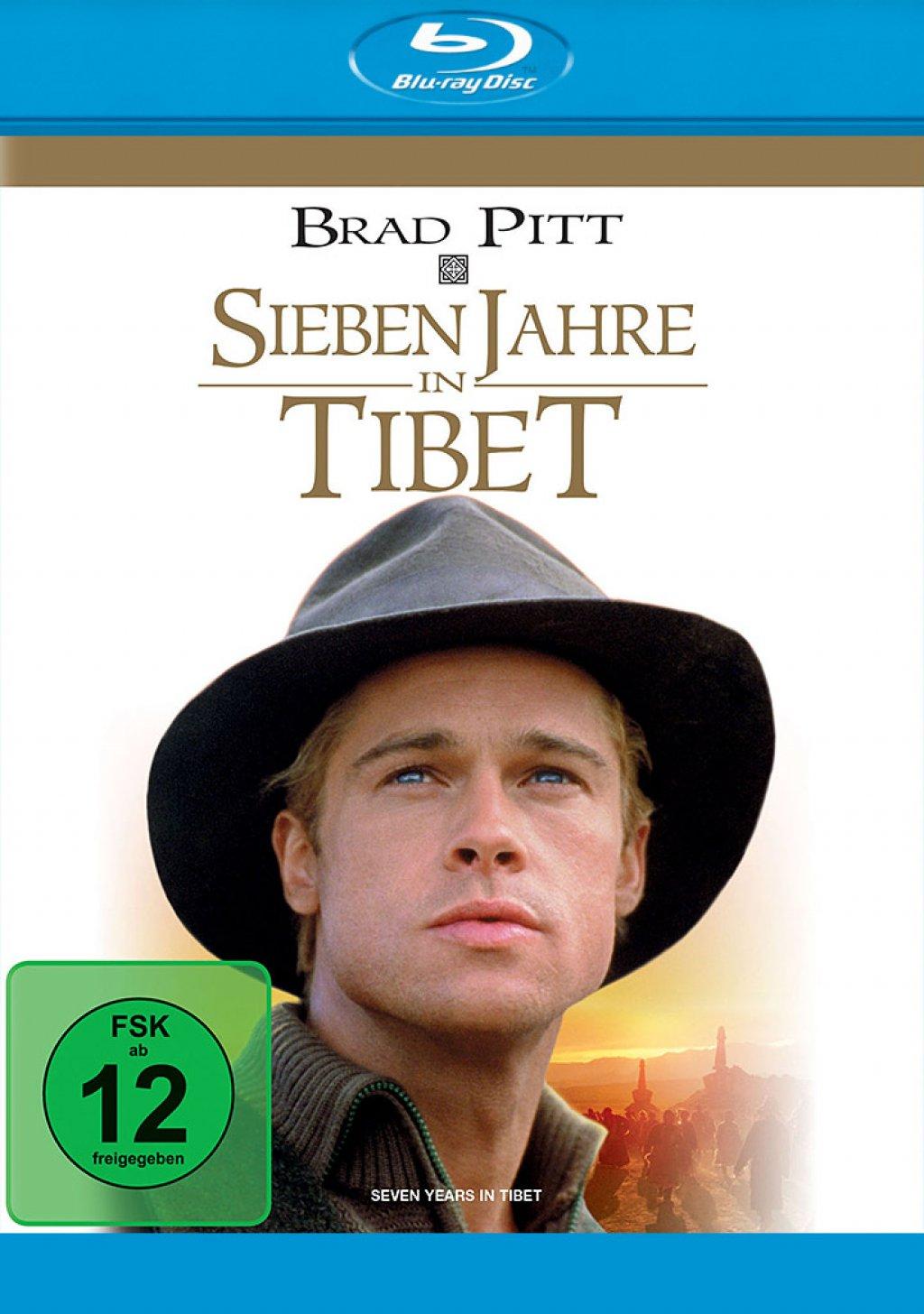 Sieben Jahre in Tibet (Blu-ray)