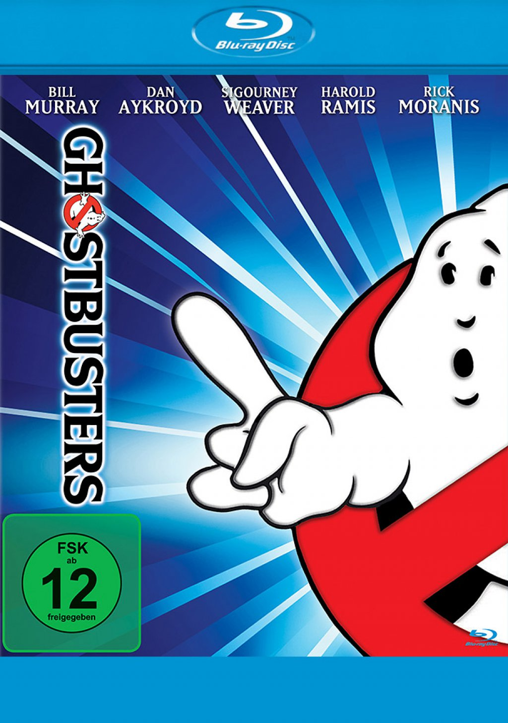 Ghostbusters - 2. Auflage (Blu-ray)