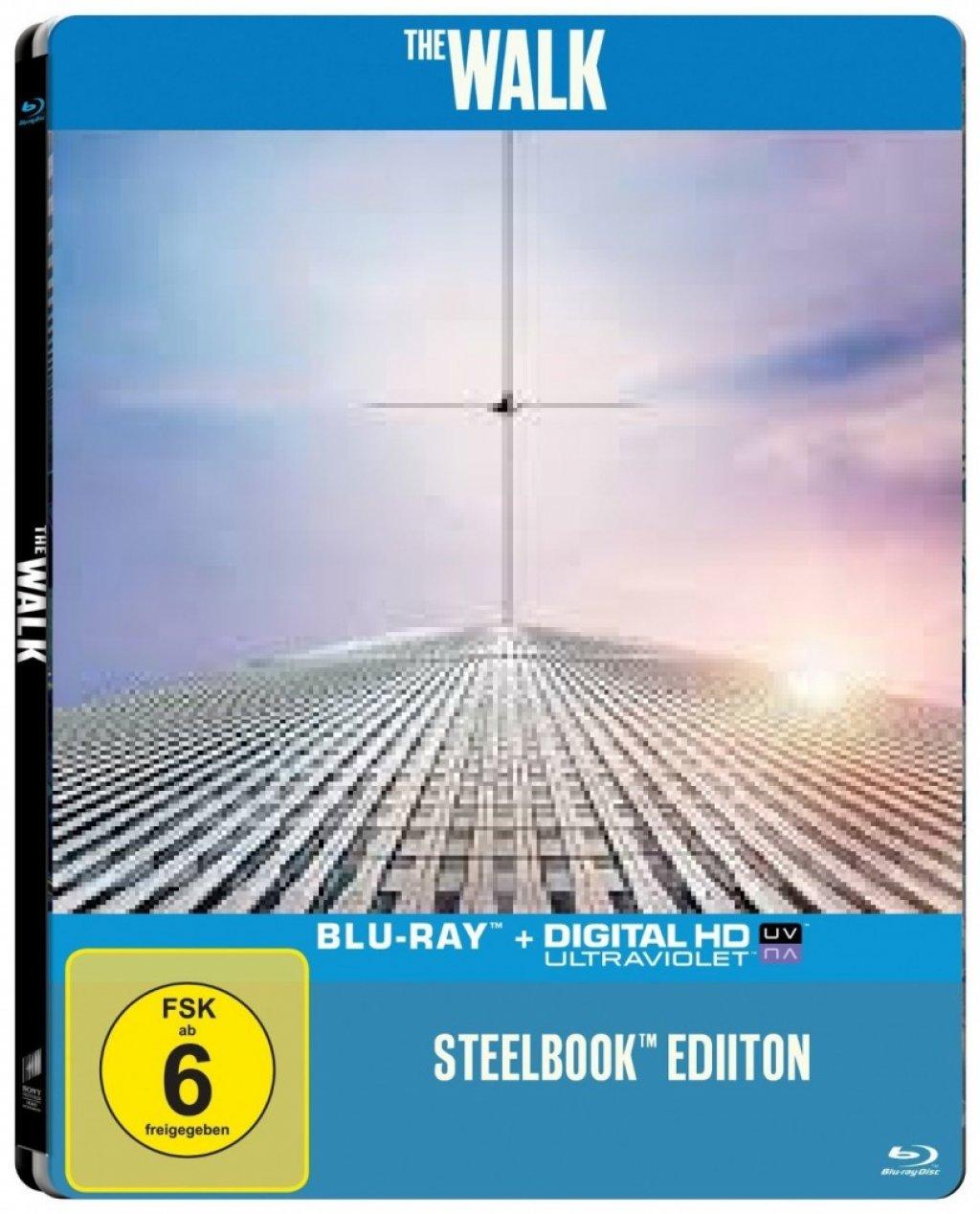 The Walk - Steelbook (Blu-ray)