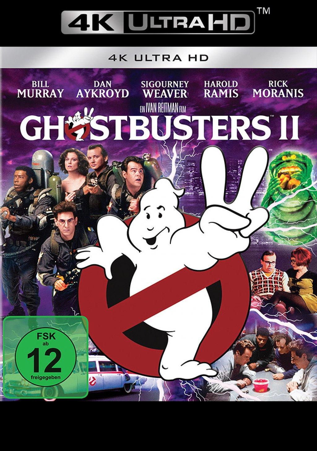 Ghostbusters 2 - 4K Ultra HD Blu-ray (4K Ultra HD)
